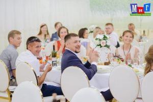 """Дуэт ведущих """"МиГ"""": Максим и Галина"""